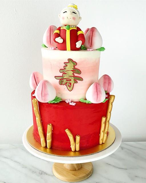 Cake by Creme Maison Bakery