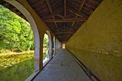 le lavoir de Chablis - Photo of La Chapelle-Vaupelteigne