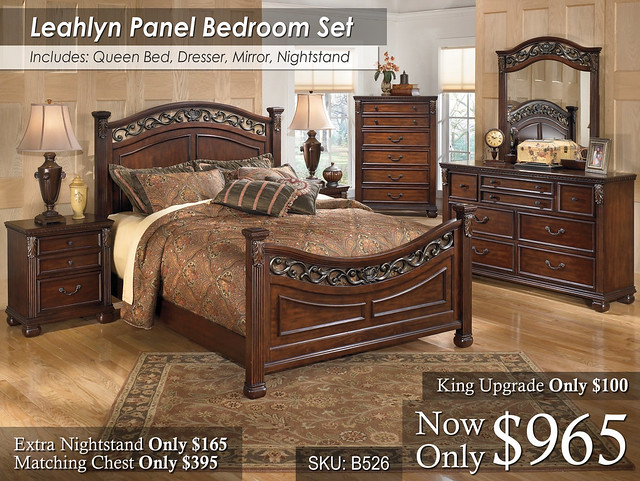 Leahlyn Bed Set_KU