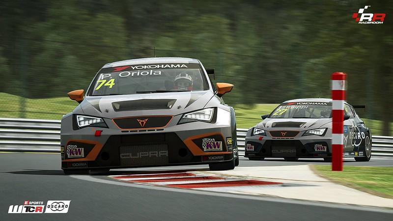 WTCR SEAT RaceRoom 2