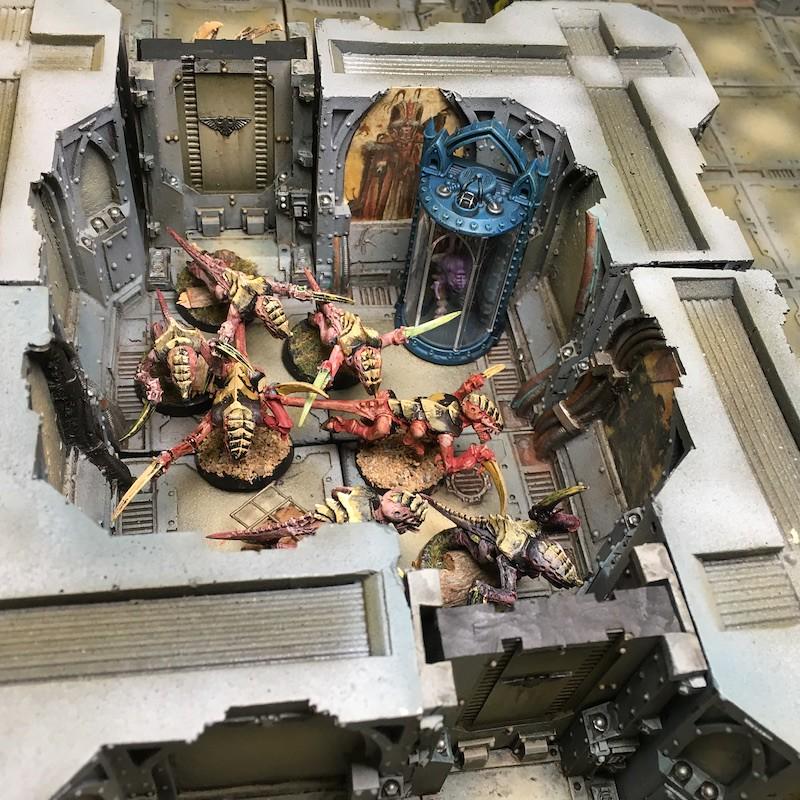 Medal of Colors Indomitus Crusade Battles-20
