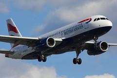 A320 G-EUYU London Heathrow 21.06.18