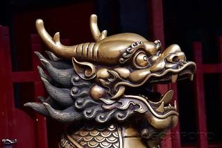 Csengtu - Wenshu Yuan kolostor056 by bagosifoto