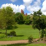 Scene at Miller Park, Preston