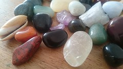 A Selcetion of Healing Crystals