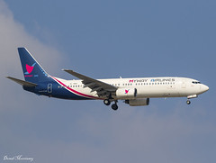 MyWay Airlines 737-800 4L-MWA