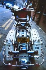 Shovelhead Electra Glide, Camden Town, London