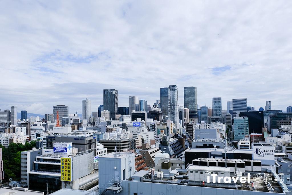 本町大阪景观饭店 Osaka View Hotel Honmachi (53)