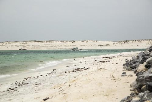 pensacola florida gulf coast aquamarine ocean sea bay water beach sand sky summer boat