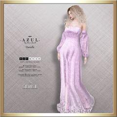 (AD) -AZUL- Danielle [SENSE]
