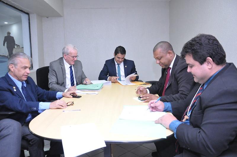 Reunião da Comissão de Legislação