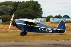 G-LCGL CLA7 COMPER SWIFT REPLICA