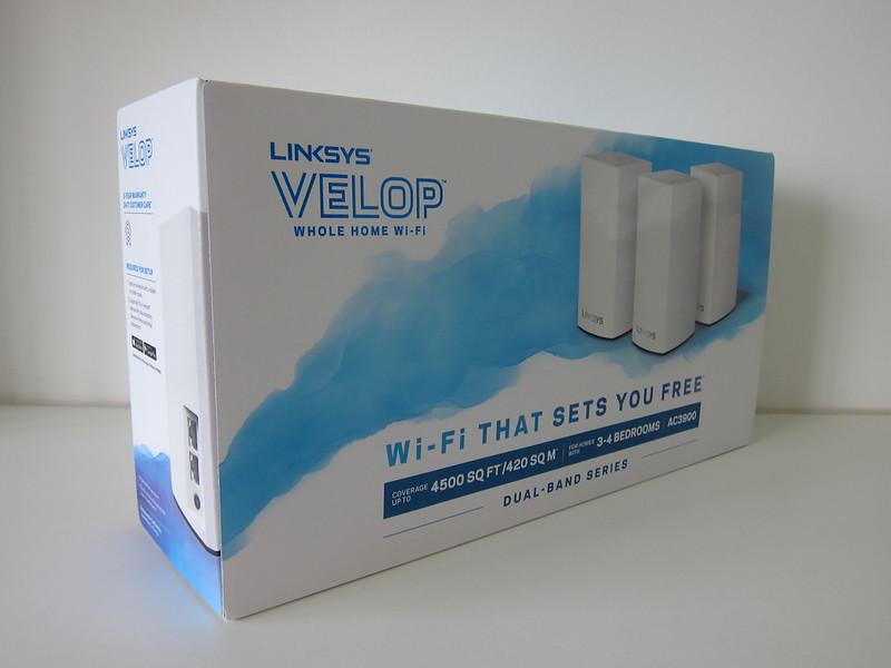 Linksys Velop (Dual-Band) - Box