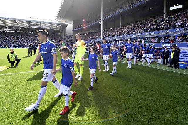 Everton v Southampton