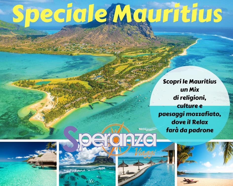 speciale MAuritius