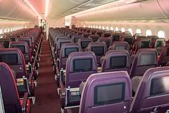 Virgin Atlantic - Boeing 787-9 Dreamliner G-VBZZ @ London Heathrow