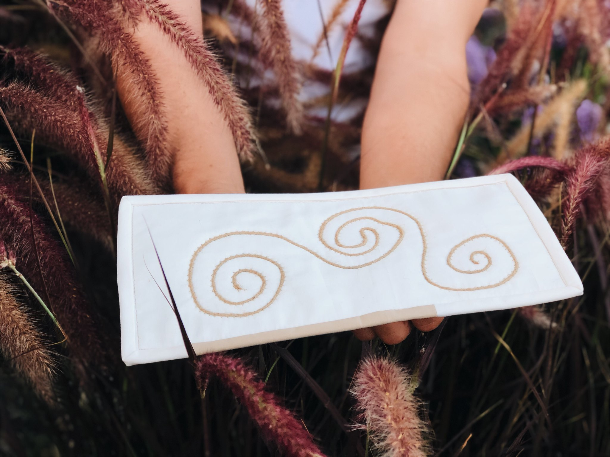 Spiral Mini Quilt