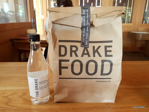 Drake Devonshire Lunch