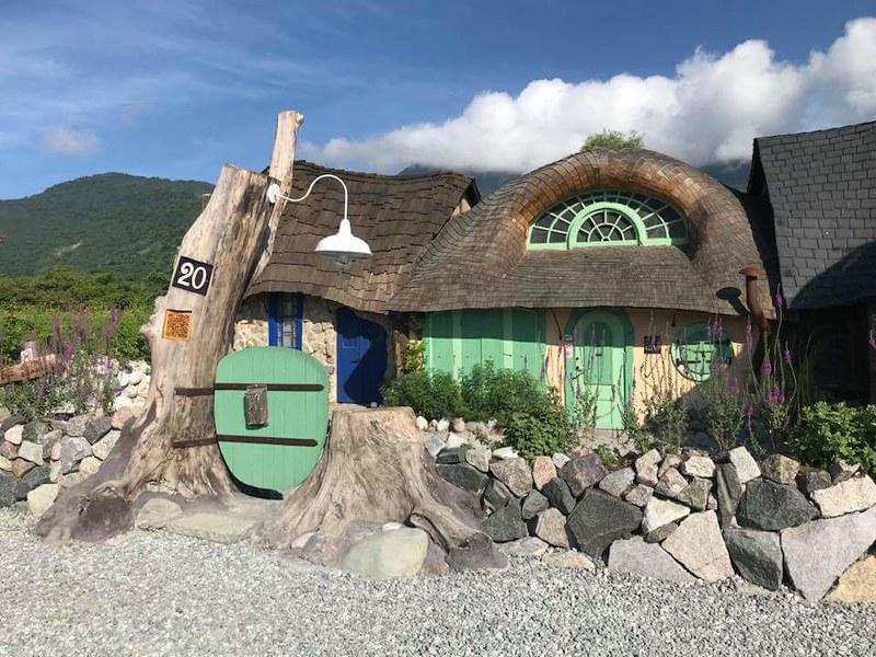 花蓮童話故事咖啡館