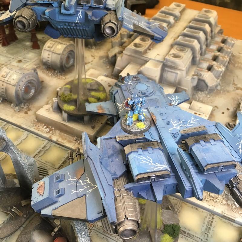 Medal of Colors Assault on Molech battle-27