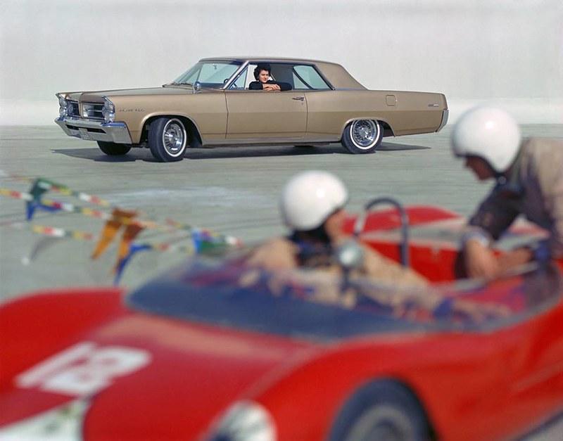 1963. Pontiac Grand Prix.