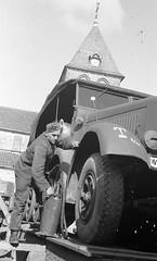 2. Batterie schwere Artillerie Abteilung 740 - Photo of Frasnay-Reugny