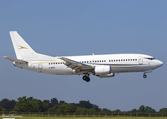 Cello Aviation 737-300 G-MISG