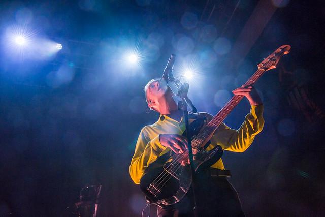 The XX @ 9:30 Club, Washington DC, 07/26/2018