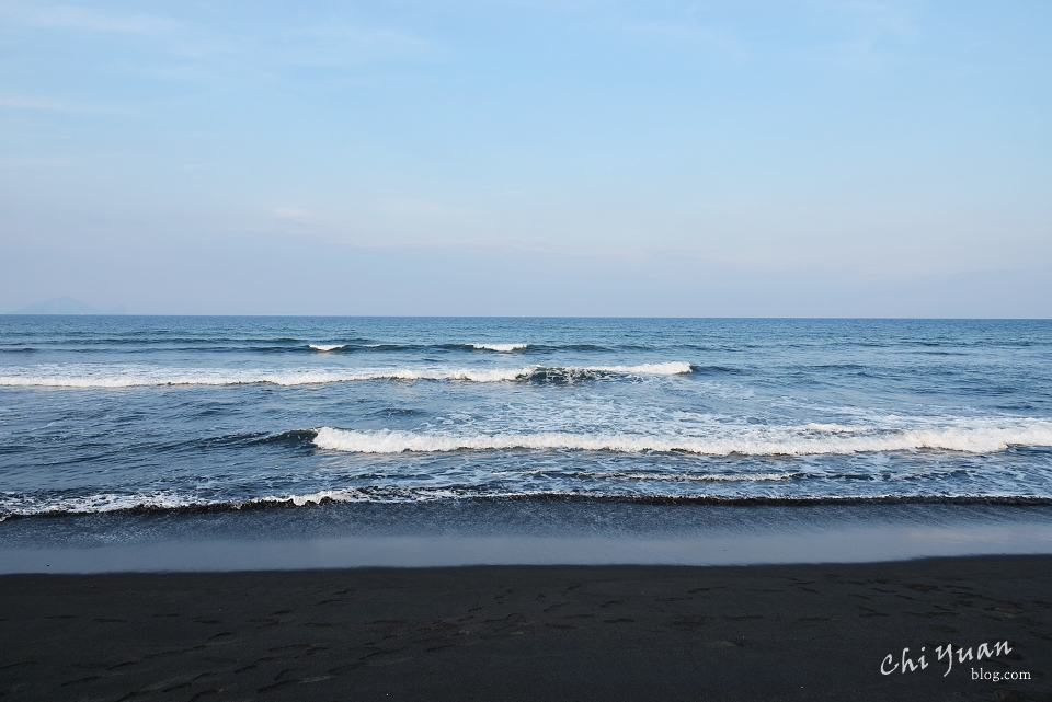 [宜蘭]壯圍海濱海灘。靜聽沙浪潮起潮落,來自壯圍沙丘旅遊服務園區外的真實沙丘