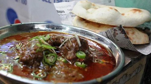 Nalli at Kalu Nihari