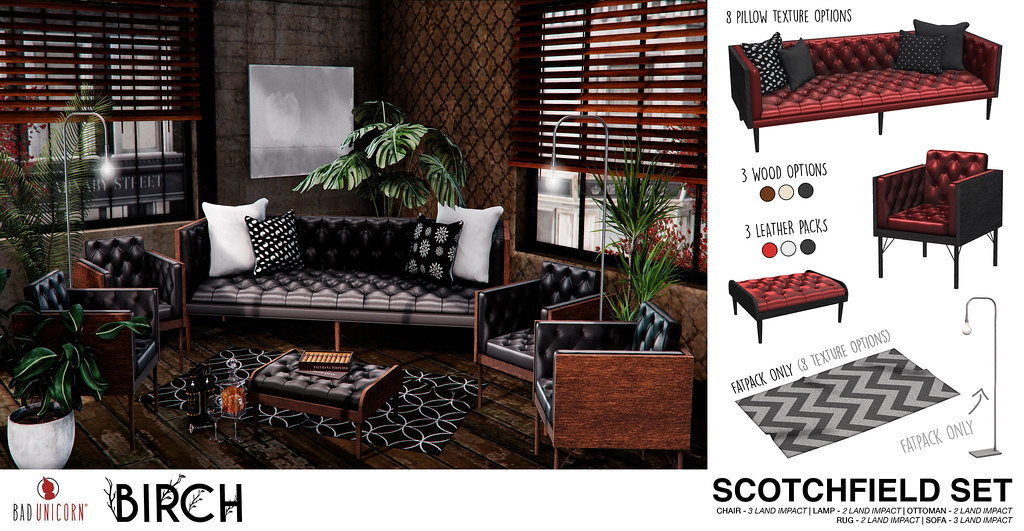 NEW! Scotchfield Set @ ROMP