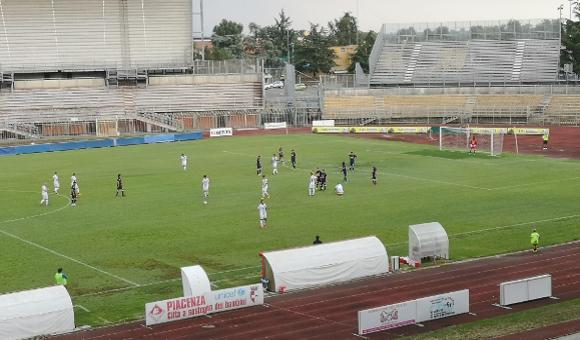 Coppa Italia: Pro Piacenza-Virtus Verona 1-1, segna Fasolo