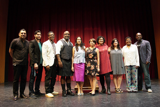 2018 Emerging Voices Final Reading