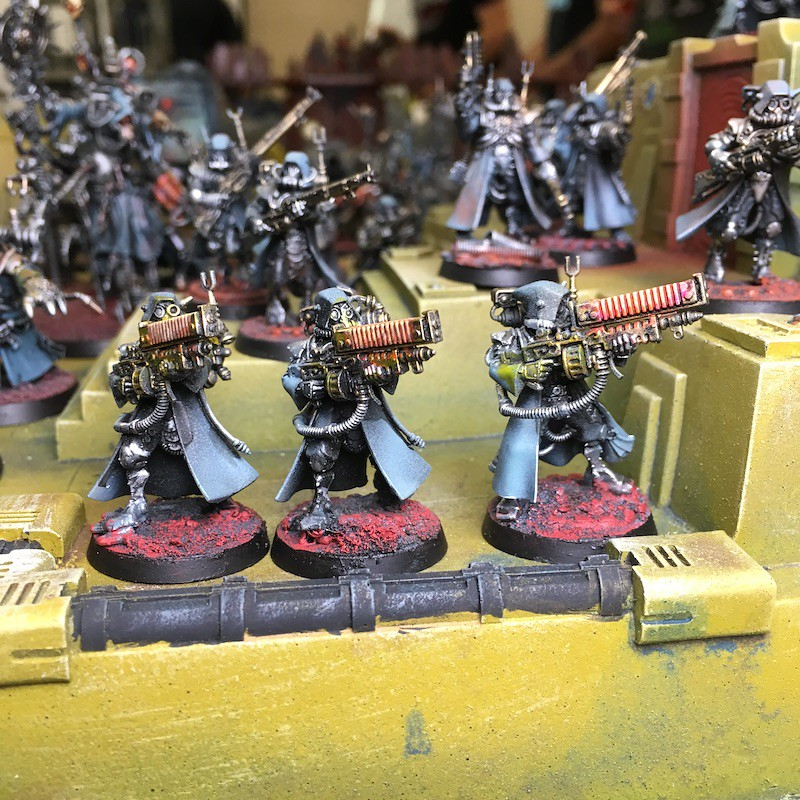 Medal of Colors Indomitus Crusade Armies-21