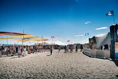 Beach - La Ola @ World Wide Festival in Sète // Trip to France