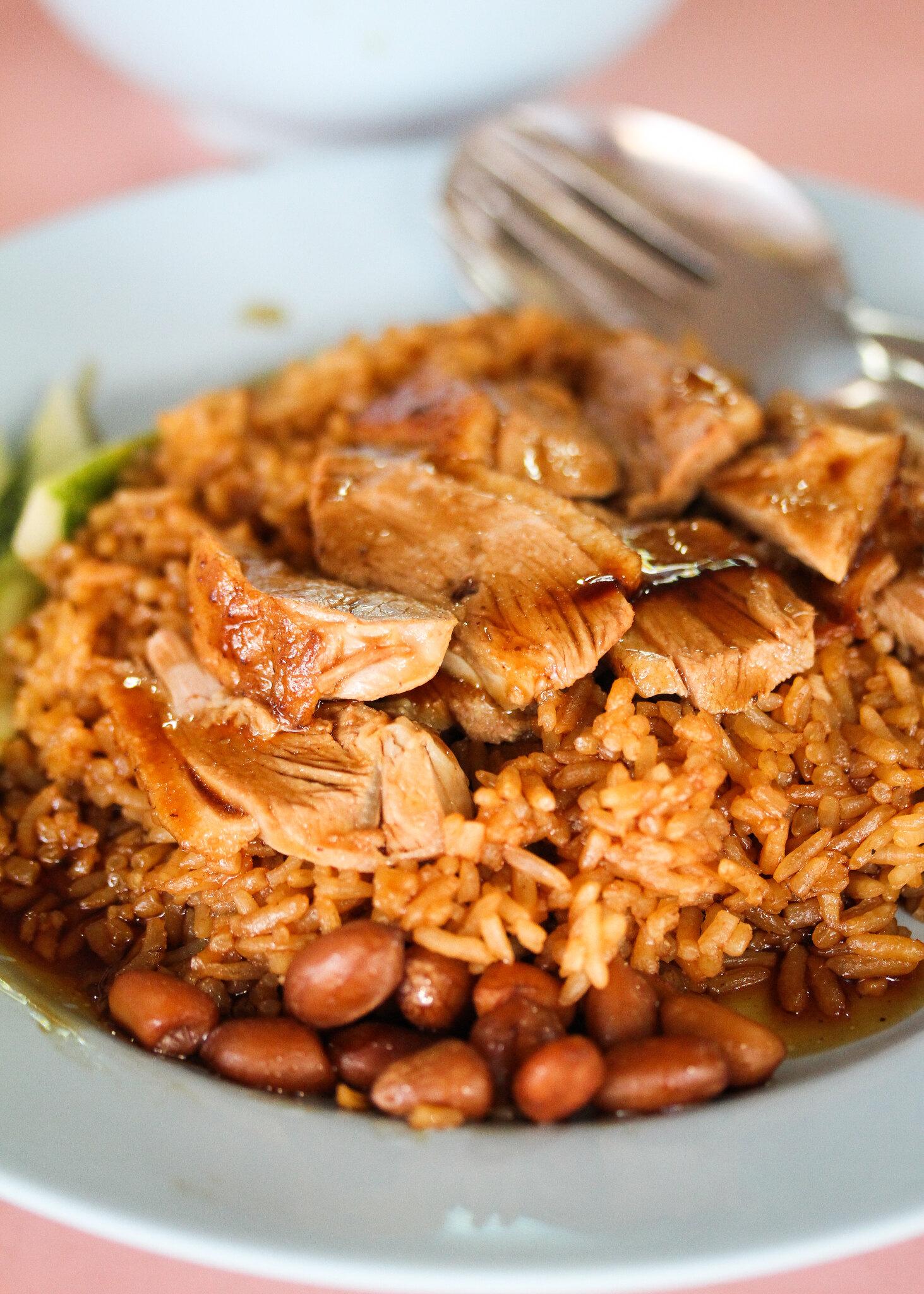 Ban Chuan Braised Duck Rice IMG_1061