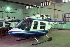 B-7741 Bell 206B-3 Jet Ranger III [3861] (Civil Aviation Flight Univer