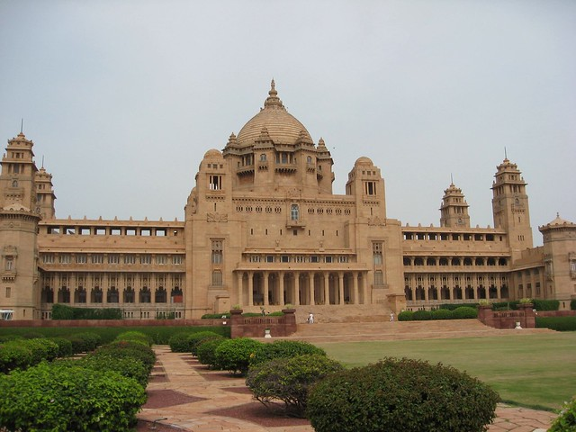 Umaid Bhawan, Jodhpur Rajasthan, Canon DIGITAL IXUS 950 IS