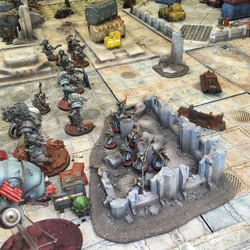 Medal of Colors Assault on Molech battle-9