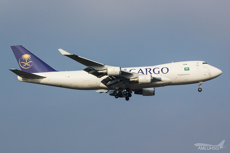 Saudia Arabia - B744 - TC-ACM (1)