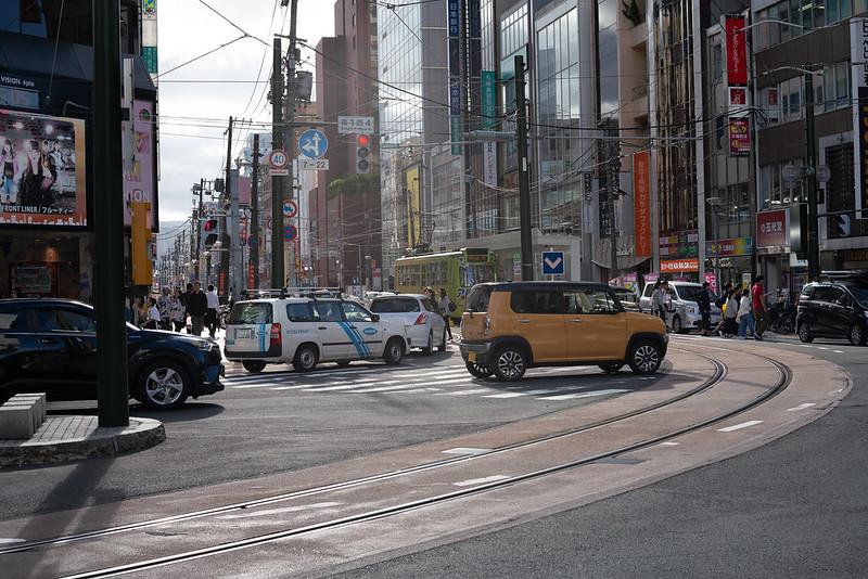 札幌・大通り4丁目交差点