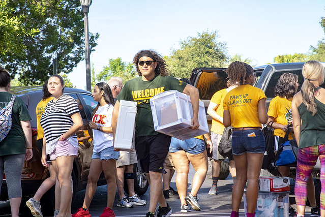 2018 Saint Leo University Welcomes More than 700 New Students