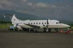 PK-TRX Beechcraft 1900D Indonesia Air Transport @ Mataram WADL