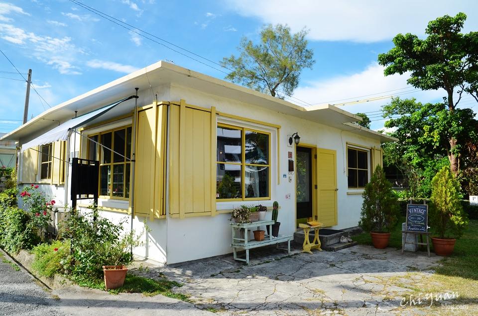 [日本。沖繩]港川外國人住宅。甜點雜貨、咖啡餐點和風格選物店的文青散步景點