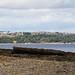 Kirkcaldy coastline panorama