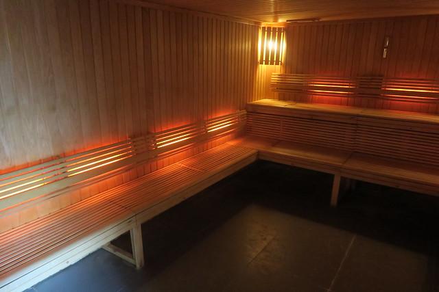 Sauna - Spa @ Hotel Heliopic