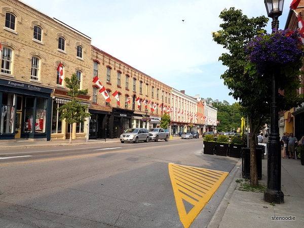 Downtown Port Hope