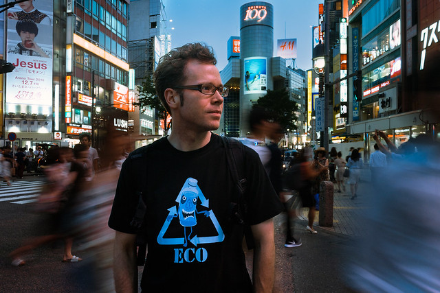 428: SHIBUYA SCRAMBLE - David Kracker