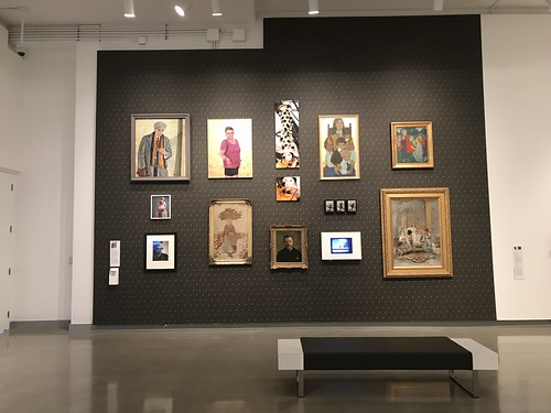 View inside the Ottawa Art Gallery