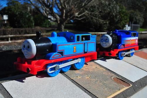 Thomas and Steaming Thomas